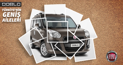 LARGE FAMILIES LOVE DOBLO