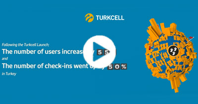 Turkcell Foursquare Case Study